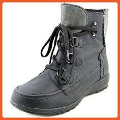 Sporto Kona Womens Boots Black 6  US / 4 UK