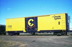 Baltimore And Ohio Railroad, Vintage Trains, Railroad Photography, Boxcar, Rail Car, Rolling Stock, Train Tracks, Locomotive, Buses