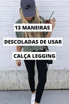 Look Legging, Academia, Chuck Taylor Sneakers, Casual Looks, Spring Outfits, Womens Fashion, T Shirt, Clothes, Style