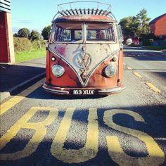 VW Volkswagen Bus