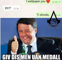Italian Humor, Lol, Stupid Funny Memes, Just For Fun, Best Memes, Funny Cute, Funny Photos, Jokes, Pictures