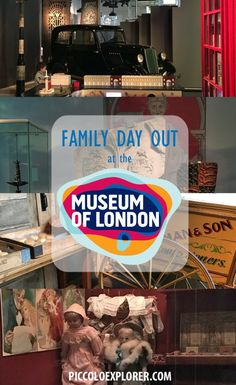 Family Day Out at the Museum of London
