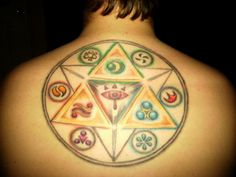 The Definitive Collection of Legend of Zelda Tattoos #zelda #videogames #tattoo