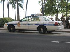 Honolulu Police. Submitted by Gary Ferguson #pinHawaii