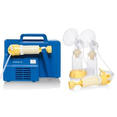 Hospital grade electric breast pump for long term use