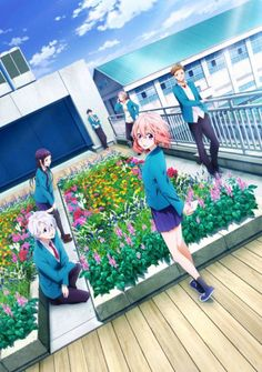 Suki ni Naru Sono Shunkan wo: New Trailer for HoneyWorks-Inspired Movie