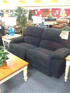 You can't go wrong with this power Double Chair & 1/2 reclining sofa for only $1337.95!!!