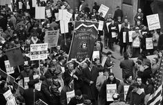 The newspaper strike that hit NYC 50 years ago - over technology - helped kill four of the city's seven newspapers.