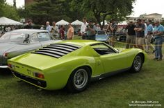 1967 Lamborghini Miura P400 SV Coupe. ____________________________ WWW.PACKAIR.COM