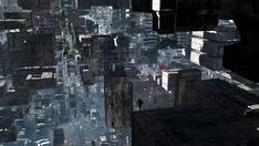 Concept artist and matte painter Olivier Pron was kind enough to share some of the pre-production concept art he created for Marvel Studios' Doctor Strange.