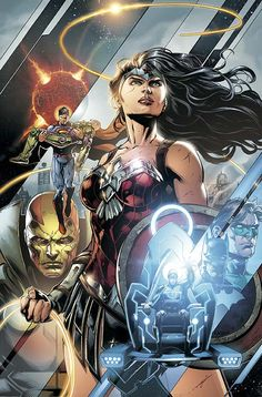 DC Comics July 2015 Covers and Solicitations - Comic Vine