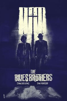 The Blues Brothers by Daniel Norris - @DanKNorris on Twitter.