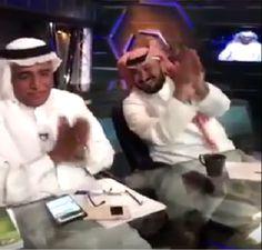 """بالفيديو.. تفاعل """"العمري"""" مع أغنية عن """"الأهلي"""".. والفراج: """"المطوع خرب"""""""