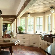 Bay Window Kitchen Design Ideas, Pictures, Remodel, and Decor - page 2