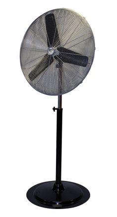 Remi Pedestal Fan In Black Color Pedestal Fan, Household, Home Appliances, Metal, Color, Commercial, Fans, Black, House Appliances