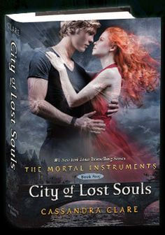 The Mortal Instruments: City of Lost Souls by Cassandra Clare | 13 Halloween Costumes Inspired By YA Book Covers