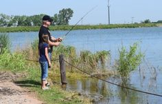 Go Fishing and Start Making Memories Together | Little Family Adventure