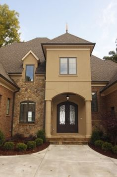 1000 Images About Exterior Stucco Color Schemes On Pinterest Stucco