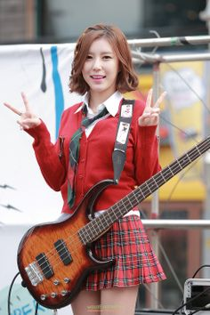 Bebop JiIn (E-Base, ex-Girl's Day)