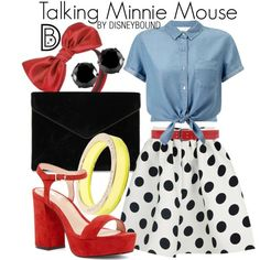 "Get the look! What does ""Talking Minnie Mouse"" look like? Check her out in this video!"