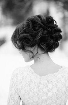 hair style for long hair updo