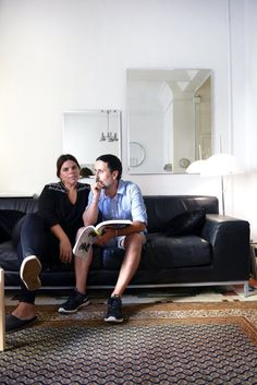 Javier & Ana's Cultivated & Relaxed Valencia Apartment — House Tour | Apartment Therapy