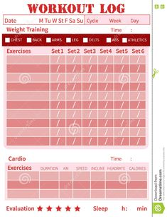 Fitness diary, workout log, training diary for ypu personal plan exercises Protein Packed Breakfast, Easy Healthy Breakfast, Mothers Day Breakfast, Breakfast For Kids, Breakfast Items, Breakfast Bowls, Fitness Diary, Workout Plan For Men, Sweet Potato Protein