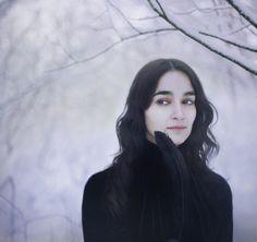 sandra by anna aden   #photography #portrait #anna aden