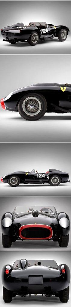1957 #Ferrari 250 TR • Scaglietti design • 1957-1958… #2017 #supercar