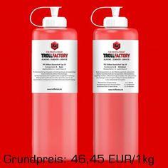TFC Silikon Kautschuk Typ 19 glasklar Shore 19 1:1 Special Effect 2kg