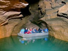 Seneca Caverns, Bellevue Ohio