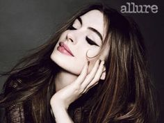 Anne Hathaway makeup