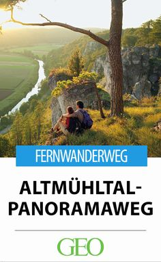 Long Distance Hiking Trails in Germany: The Altmühltal Panorama Trail. The Bavarian Altmühltal panor Camping And Hiking, Hiking Trails, Travel And Leisure, Germany Travel, Business Travel, Trekking, Places To See, Travel Destinations, Country Roads