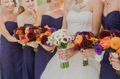 Bridesmaids & Bride Bouquet Close up, Photo by Artistrie Co