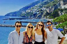 Friends walking in Amalfi Positano, Amalfi, Has Gone, Walking, Friends, Woking, Boyfriends, Hiking, True Friends