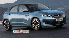 "Future Peugeot 208 (2019) : la ""tueuse"""
