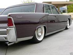 Custom eBay Lincoln Continental Photo Gallery - Autoblog