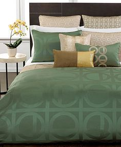 Hotel Collection Cabochan Collection - Bedding Collections - Bed & Bath - Macy's