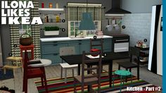 Around the Sims 3 | Downloads | Objects | Kitchen