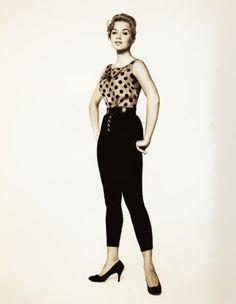 leslie parrish, 1959.