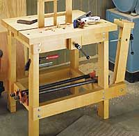 Small Workbench, for juniors ;)