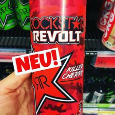 ROCKSTAR REVOLT neu, foodnews, foodnewsgermany, foodnewsgermany 2016, lebensmittelneuheiten, food, foodblogger, germanfood, new, supermarkt www.foodnewsgermany.de