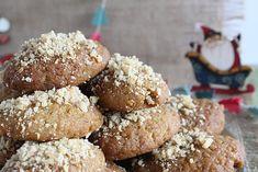 Μελομακάρονα χωρίς ζάχαρη - MamaMia.gr Healthy Desserts, Muffin, Cookies, Chocolate, Breakfast, Food, Health Desserts, Crack Crackers, Morning Coffee