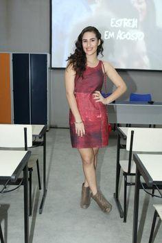 Lívian Aragão e Giulia Costa brilham em coletiva de 'Malhação'