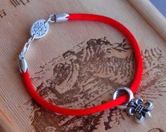 2f19ad8161d Silver BS Flare Pendant Chrome Hearts Red Bracelets Online Store Chrome  Hearts