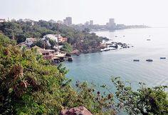 Dakar, Senegal Coastline