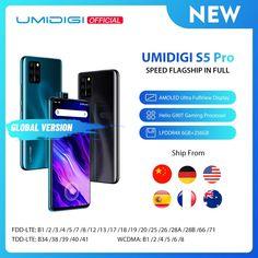 UMIDIGI S5 Pro Helio G90T Gaming Processor 6GB 256GB Smartphone FHD+ AMOLED In-screen Fingerprint Pop-up Selfie Camera umidigi power 3,umidigi wallpaper,umidigi a3 pro,umidigi a5 pro wallpaper,umidigi smart watch,umidigi a5 pro cases,umidigi bison,umidigi a7,umidigi s5 pro,umidigi f2,umidigi a3,umidigi a7 pro,umidigi a5 pro,