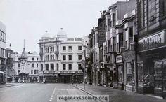 Site of Churchill Square, Brighton, East Sussex.