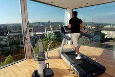 Sportlich aktiv bei jedem Wetter und mit einem tolle´n Ausblick | RAMADA Hotel Solothurn