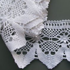 FAIP ITALY pizzitaliani.com READY FOR DELIVERY 100% COTTON LACE ITEM N.1732 WIDTH 13 CM. ready in our e-shop!!!